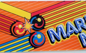 Marble Madness Cabinato Arcade Marc Cerny la storia su Retro-game.it